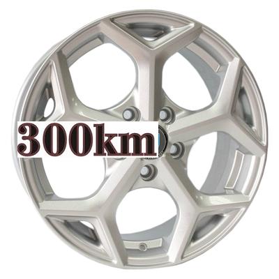 Venti 6,5x16/5x108 ET50 D63,4 1612 Silver