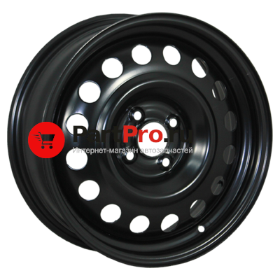 6x16/4x100 ET41 D60,1 X40933 P Black