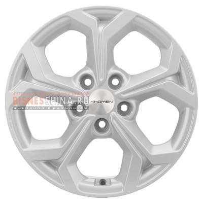 6,5x16/5x114,3 ET50 D67,1 Double-Spoke 606 (16_Ceed/Elantra) F-Silver