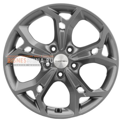 7x17/5x114,3 ET50 D67,1 Double-Spoke 702 (ZV 17_CX-5/Seltos) Gray