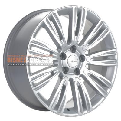 8,5x20/5x120 ET45 D72,6 KHW2004 (RRover) Silver-FP