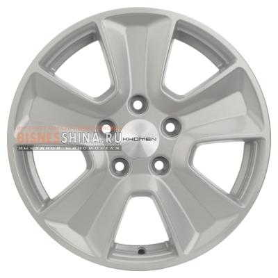 6,5x16/5x114,3 ET50 D67,1 U-Spoke 601 (ZV 16_Ceed) F-Silver