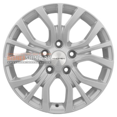 6,5x16/5x114,3 ET41 D67,1 U-Spoke 608 (ZV 16_Optima) F-Silver