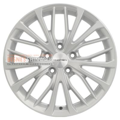 7x17/5x112 ET49 D57,1 V-Spoke 705 (ZV 17_Octavia) F-Silver