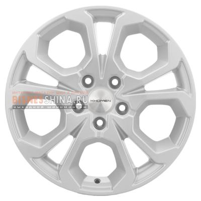 6,5x17/5x114,3 ET50 D67,1 V-Spoke 711 (ZV 17_Ceed) F-Silver