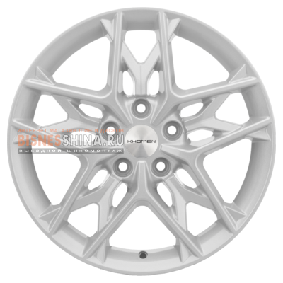 7x17/5x114,3 ET50 D67,1 Y-Spoke 709 (17_Optima) F-Silver
