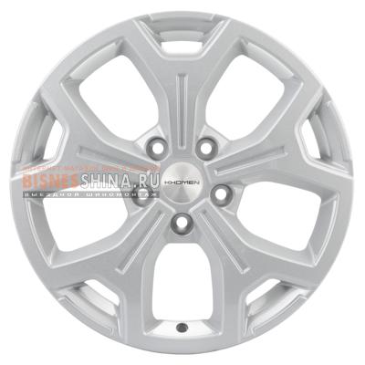 6,5x17/5x114,3 ET50 D67,1 Y-Spoke 710 (ZV 17_Ceed) F-Silver
