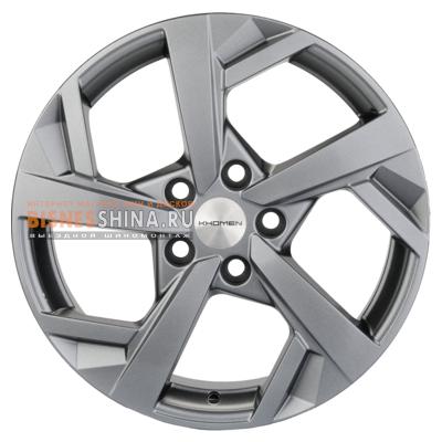 7x17/5x112 ET49 D57,1 Y-Spoke 712 (ZV 17_Octavia) G-Silver
