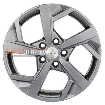 7x17/5x114,3 ET39 D60,1 Y-Spoke 712 (ZV 17_RAV4) G-Silver