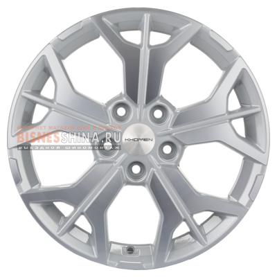 7x17/5x114,3 ET45 D60,1 Y-Spoke 715 (ZV 17_Camry) F-Silver-FP