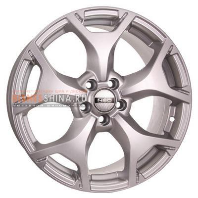 6,5x16/5x100 ET50 D56,1 653 Silver