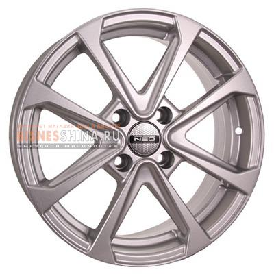 6x16/4x100 ET37 D60,1 667 Silver