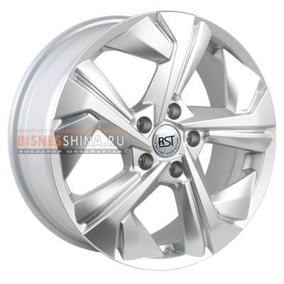7x17/5x112 ET40 D57,1 R097 (Tiguan) Silver