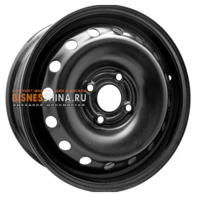 5,5x14/4x100 ET49 D56,6 Daewoo Nexia черный
