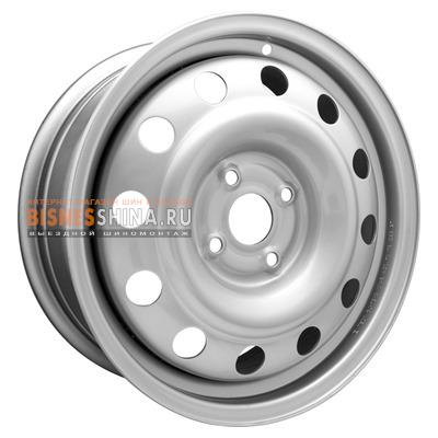 6x15/4x100 ET48 D54,1 Hyundai Solaris, Kia Rio серебро