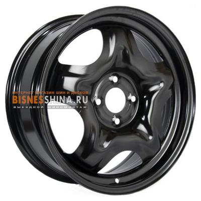 6,5x16/4x100 ET50 D60,1 Lada Vesta черный