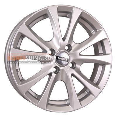 6x15/5x105 ET39 D56,6 509 Silver