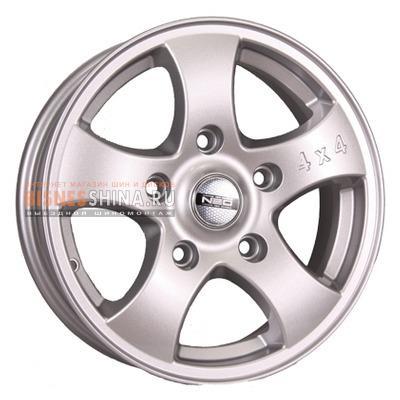 7x16/5x139,7 ET35 D98 641 Silver
